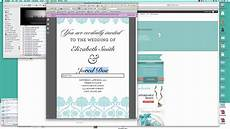 Make Invites Online For Free How To Make Your Own Wedding Invitation Free Template