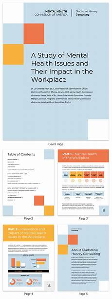 Product White Paper Template 20 Page Turning White Paper Examples Design Guide