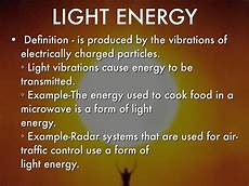 What Are Some Examples Of Light Energy Sound Energy By Yahaira Rodriguez