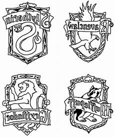 Harry Potter Wappen Malvorlagen Harry Potter Coloring Pages Hogwarts At Getcolorings