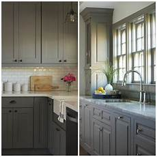 Grey Kitchens 6 Gray Shades For A Kitchen That Are Surprising Big Chill