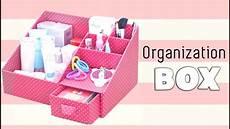 diy box diy makeup storage and organization diy makeup organizer