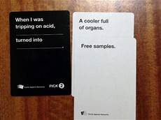 Example Of Cards Against Humanity The Best And Worst Of Cards Against Humanity 23 Pics