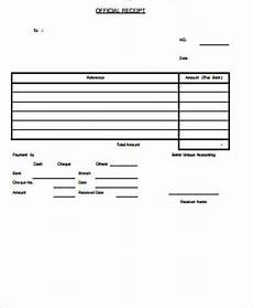 simple receipt template html official receipt template printable receipt template
