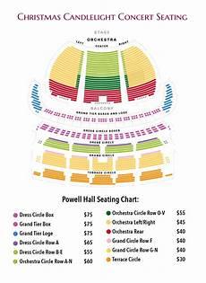 John M Greene Hall Seating Chart Powell Hall Detailed Seating Chart Brokeasshome Com