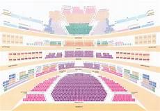 Royal Opera House Seating Chart Detroit Opera House Floor Plan