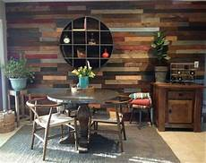 home decor palets pallet wall reclaimed wood hometalk