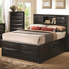 bed frame with storage a smart solution for