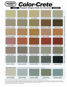 Behr Concrete Stain Color Chart Behr Semi Transparent Concrete Stain