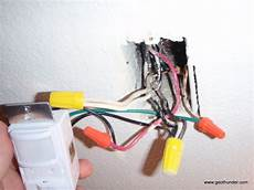 Motion Sensor Light Switch Wiring Diagram Installing A Better Light Switch