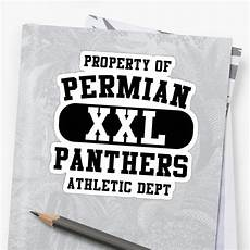 Mojo Friday Night Lights Quot Friday Night Lights Permian Panthers T Shirt Mojo H G