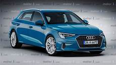 2020 audi a3 2020 audi a3 sportback render takes the camouflage