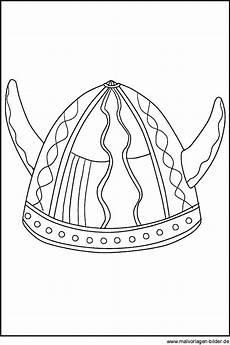 wikingerhelm gratis ausmalbilder motive und malvorlagen