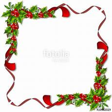 cornice natalizie quot cornice di vischio set 2 quot immagini e fotografie royalty