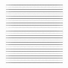 Writing Template Paper Lined Paper Template 12 Download Free Documents In Pdf