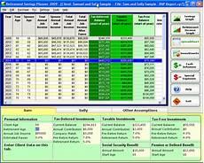 Excel Retirement Spreadsheet 9 Retirement Savings Spreadsheet Excel Spreadsheets Group