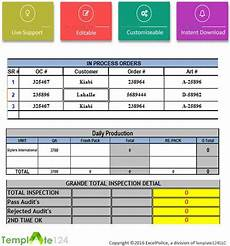 Dispatch Template Daily Dispatch Report Template Excel Template124