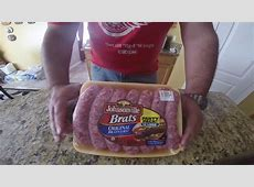 How to cook bratwurst sausages   quick and easy   YouTube