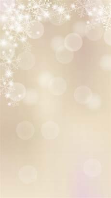 Background Simple Elegant Elegant White Snowflake Border H5 Background Material