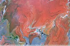 Acrylic Abstract Painting Fluid Acrylic Abstract Painting Simple Modern Diy Frame