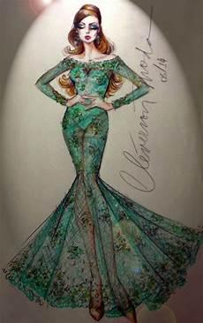 caderno de desenho de moda desenhos de moda desenho de vestido sereia de renda todo