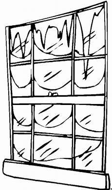 Malvorlagen Fenster Verschneites Fenster Ausmalbild Malvorlage Nordisch