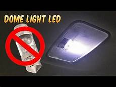 2001 Toyota Corolla Dome Light 31 Mm Led Bright Dome Light 2017 Corolla Youtube
