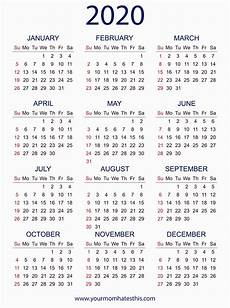 images for calendar 2020 2020 calendars download pdf templates