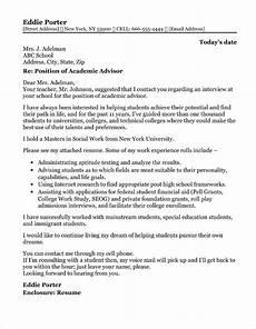 Advisor Cover Letter 25 Amazing Cover Letter Examples For Teaching Jobs