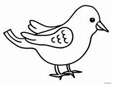 malvorlagen vogel kostenlos