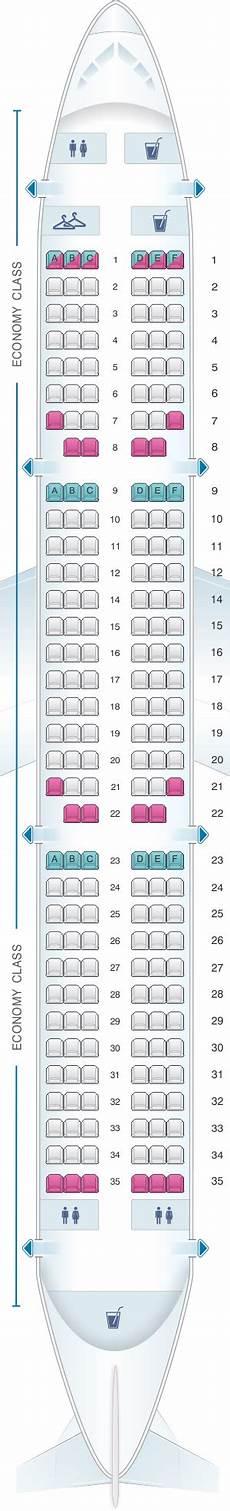 Alitalia Flight 631 Seating Chart Seat Map Iberia Airbus A321 Air Transat Malaysia