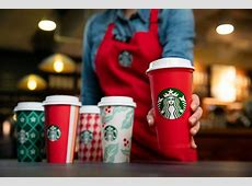 Starbucks Just Released Their Holiday 2018 Cup Designs