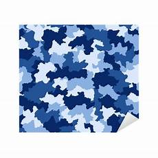 blue camouflage seamless pattern sticker pixers 174 we