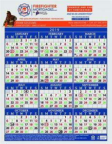 48 96 Fire Schedule Calendar 48 96 Shift Calendar 2020 Free Printable Calendar