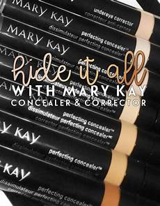 Mary Perfecting Concealer Color Chart Hide It All With Mary Perfecting Concealer Amp Undereye