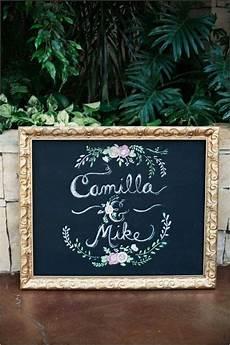 Calligraphy Sign Creative Calligraphy Wedding Signs Modwedding