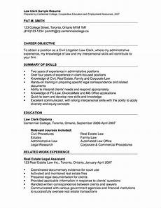 Clerical Resume Template 10 Clerical Resume Template Examples Resume Template
