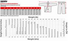 Tatami Women S Gi Size Chart The Best Bjj Gi For Your Body Type 2018 Short And Stocky