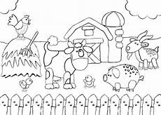 farm coloring pages at getcolorings free