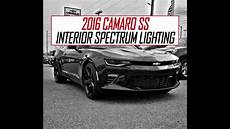 2016 Camaro Interior Spectrum Lighting 2016 Camaro Using Interior Spectrum Lighting Youtube
