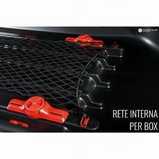 box da tetto per auto usato rete per fissaggio carico interno box da tetto