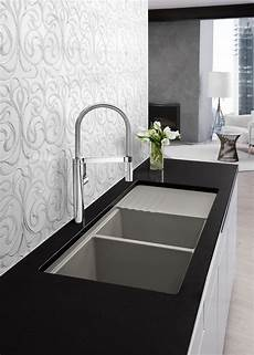 Faucets For Kitchen Sinks Modern Kitchen Designs Blanco Truffle Faucet And Sink