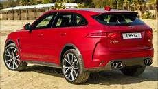 Jaguar Suv 2020 by 2020 Jaguar F Pace Svr Practical Performance Suv