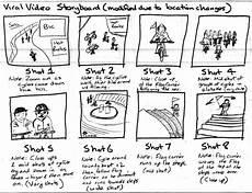 Sample Video Storyboard Storyboards Millie Bicknelle S Blog