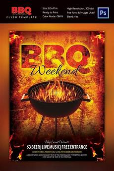 Chicken Bbq Flyer Template 28 Bbq Flyer Templates Free Word Pdf Psd Eps