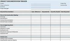 Free Project Management Forms Free Construction Project Management Templates In Excel