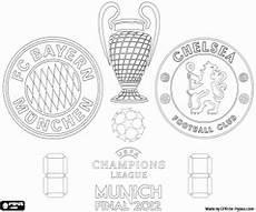 Fc Bayern Malvorlagen Zum Ausdrucken Ausmalbilder Chions League 2011 2012 Zum Ausdrucken