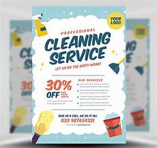 Cleaning Flyer Template Cleaning Service Flyer Template V2 Flyerheroes