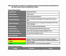 Monthly Status Report Template 20 Monthly Report Templates Google Docs Word Pdf