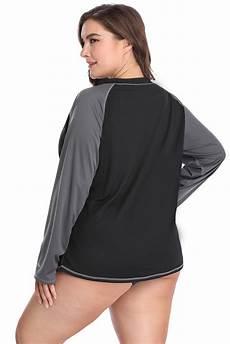 sleeve uv protection shirts badge vegatos plus size sleeve rash guard shirt uv